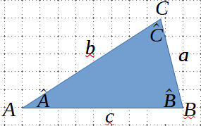 NOMENCLATURA TRIANGLE ESTANDAR